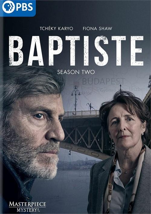 Baptiste: Season Two