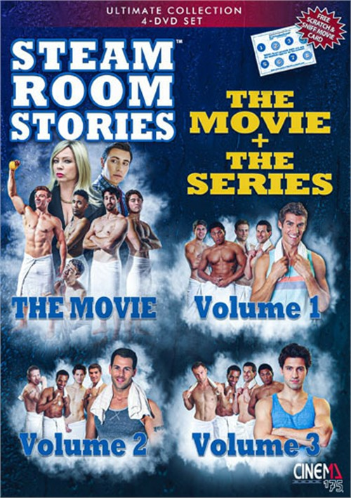 Complete Steam Room Stories Collection, The