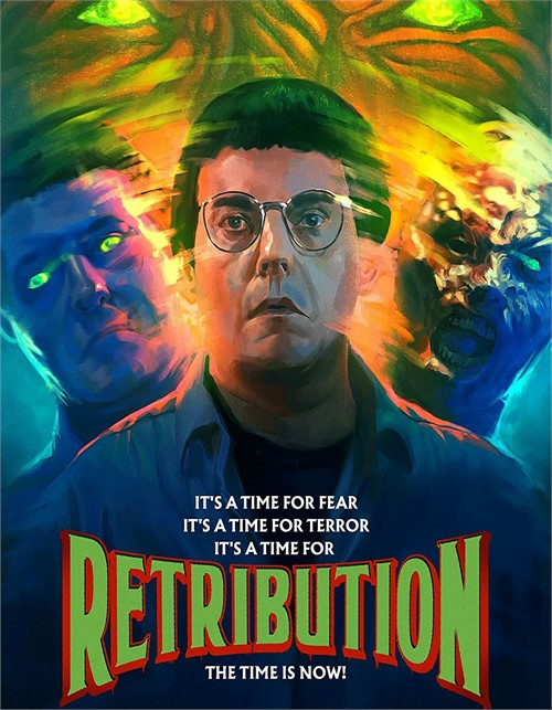 Retribution (Blu ray)