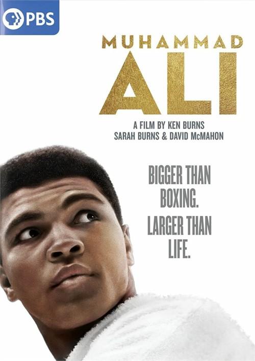 Muhammad Ali: A Film by Ken Burns, Sarah Burns and David McMahon (DVD)