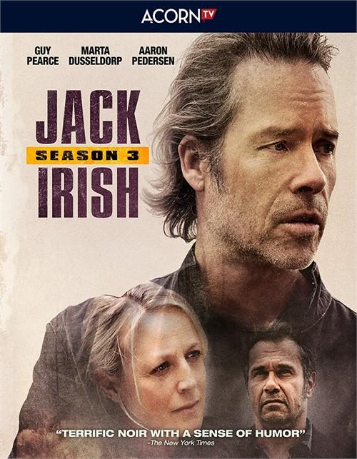 Jack Irish: Season 3 (Blu ray)