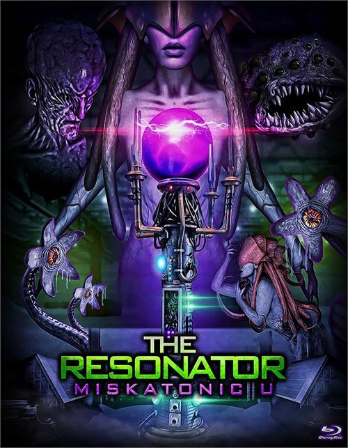 The Resonator: Miskatonic U (Blu ray)