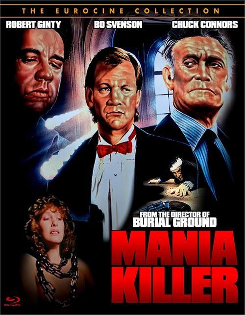 Mania Killer (Blu ray)