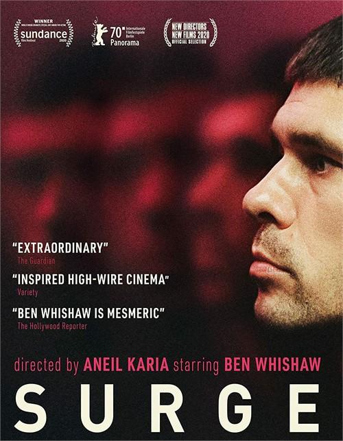 Surge (Blu ray)