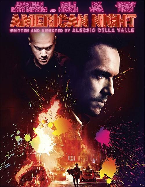 American Night (Blu ray)