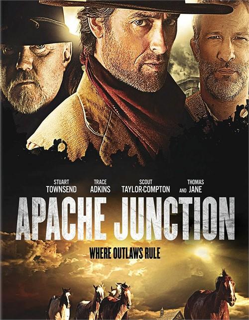 Apache Junction (Blu ray)