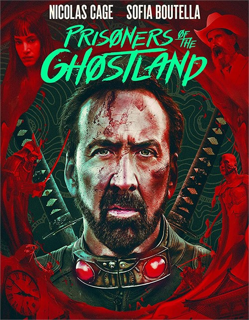 Prisoners of the Ghostland (4K)
