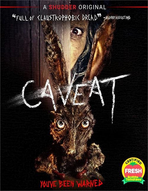 Caveat (Blu ray)
