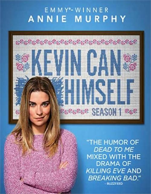 Kevin Can F**k Himself: Season 1 (Blu ray)