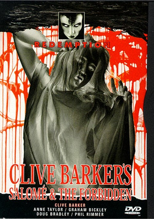 Clive Barkers Salome and The Forbidden