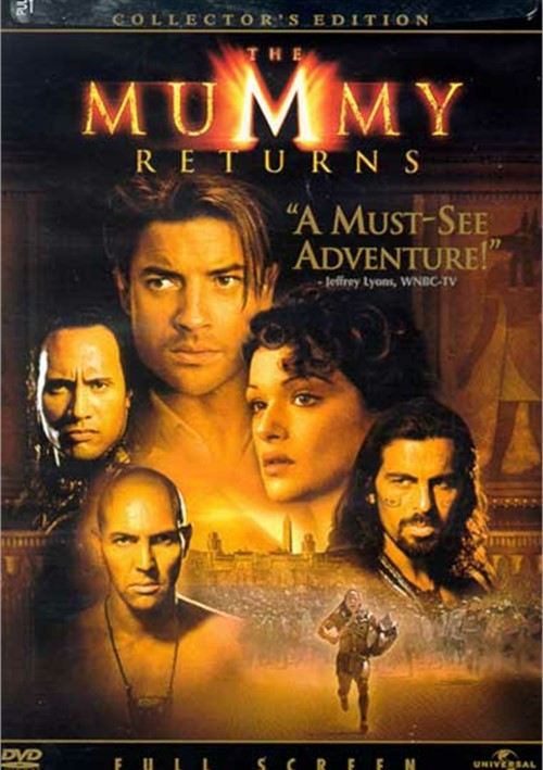 Mummy Returns, The: Collectors Edition (Fullscreen)