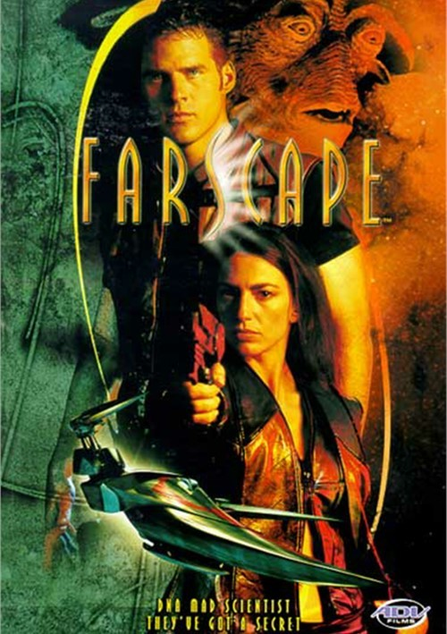 Farscape Season 1: Volume 5 - DNA Mad Scientist / Theyve Got A Secret