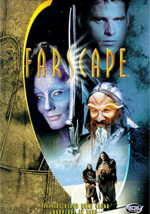 Farscape Season 1: Volume 6 - Till The Blood Runs Clear / Rhapsody In Blue