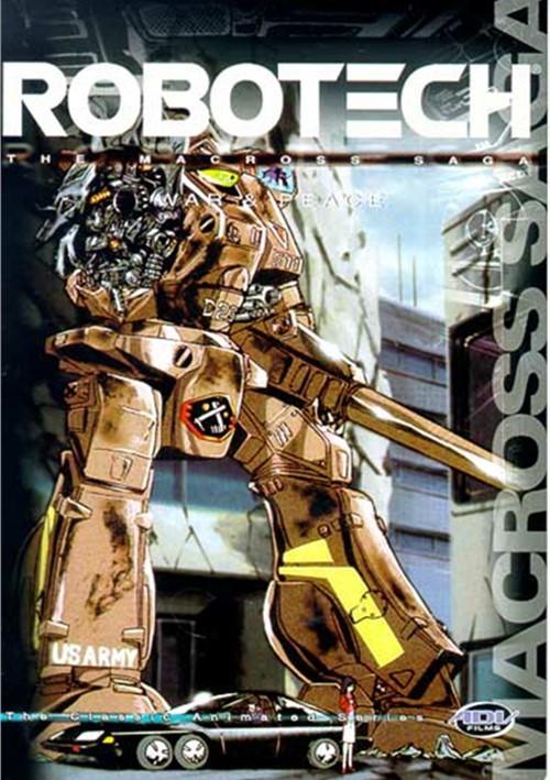 Robotech 5: The Macross Saga - War And Peace