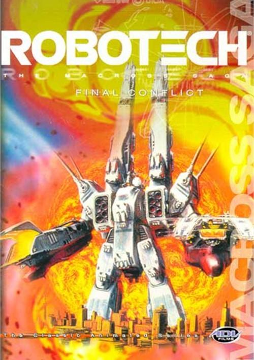 Robotech 6: The Macross Saga - Final Conflict