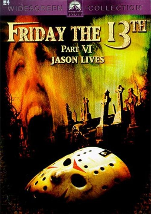 Friday The 13th: Part VI - Jason Lives