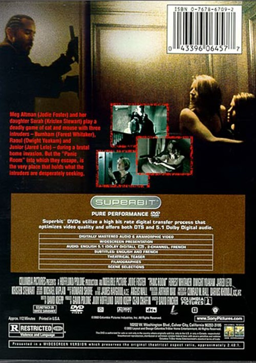 Panic Room Movie Review