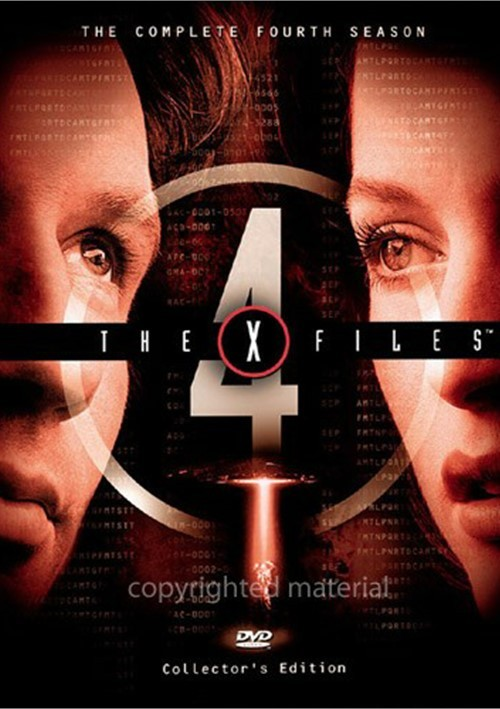 X-Files, The: Season Four - Gift Pack