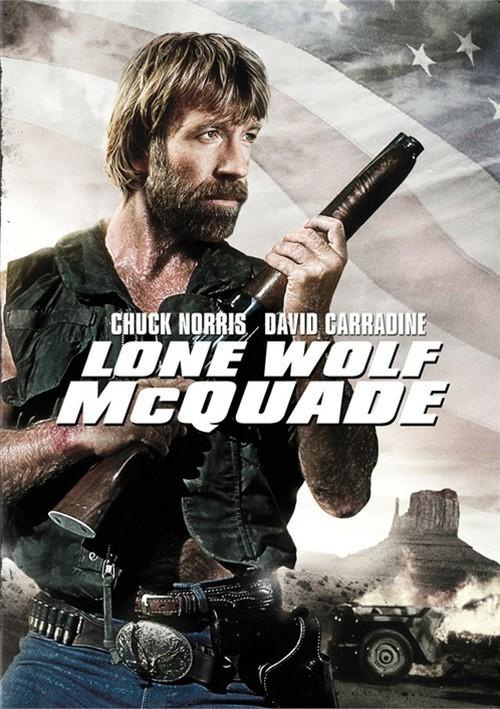 Lone Wolf McQuade (Repackage)