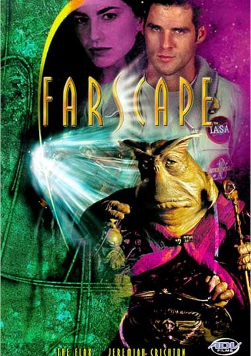 Farscape Season 1: Volume 7 - The Flax / Jeremiah Crichton