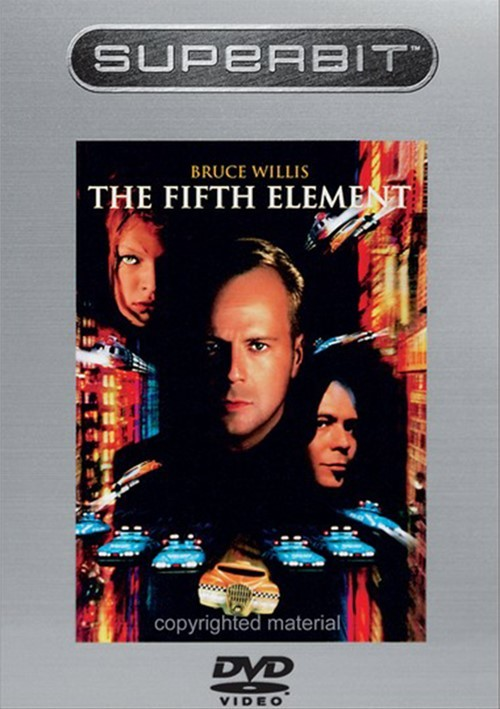 Fifth Element, The (Superbit)