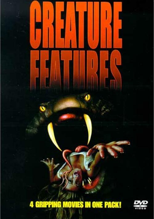 Creature Features: Crocodile/ King Cobra/ Octopus/ Spiders