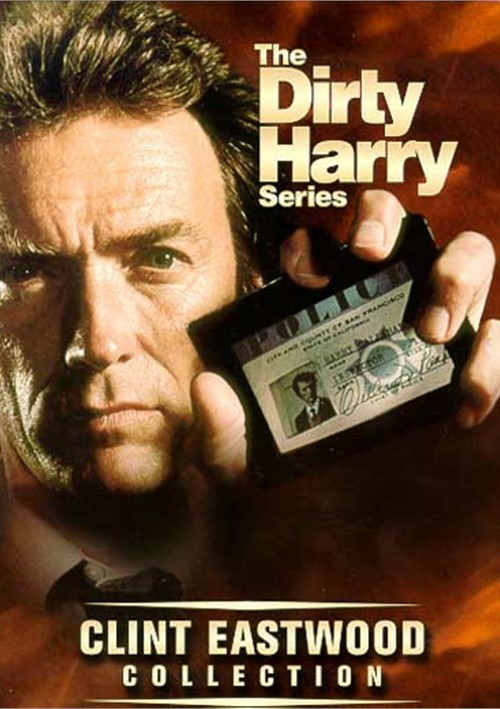 Dirty Harry Series Collection, The