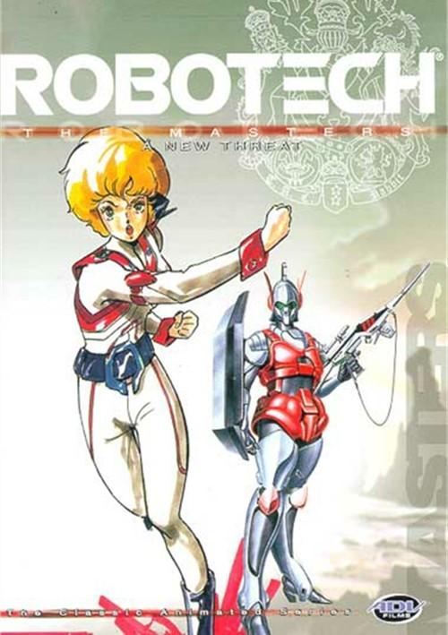 Robotech 7: Robotech Masters - A New Threat