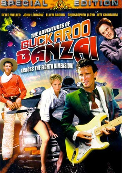 Adventures Of Buckaroo Banzai, The