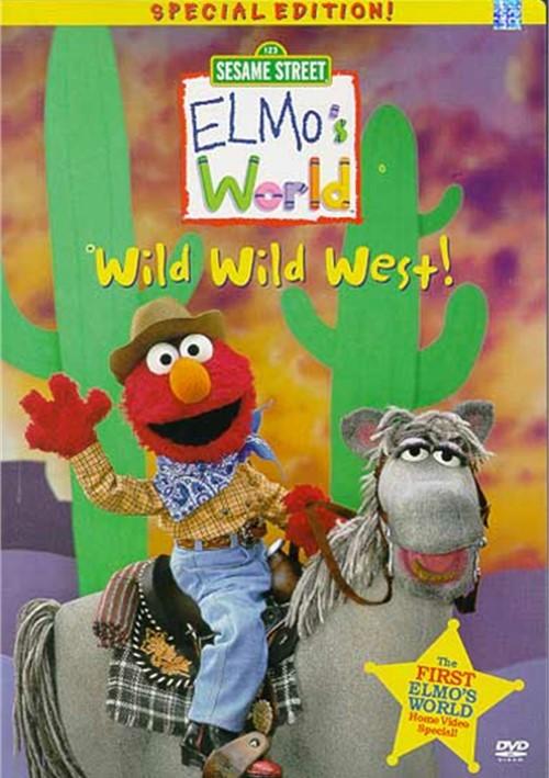 Elmos World: Wild Wild West!