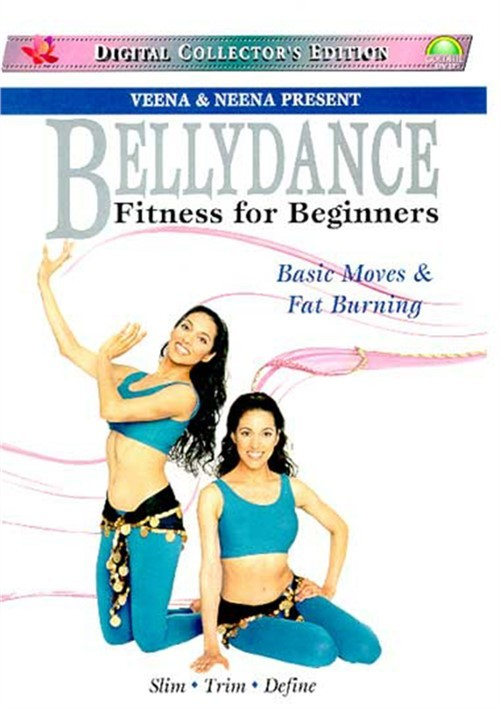 Bellydance Fitness For Beginners: Basic Moves & Fat Burning