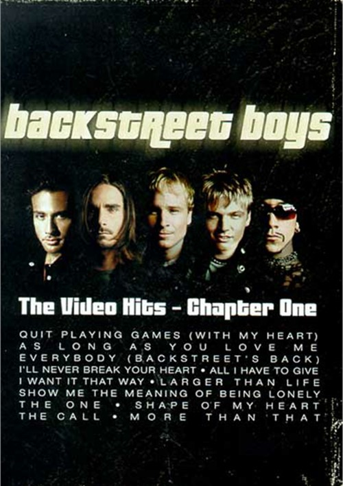 Backstreet Boys: The Video Hits - Chapter One