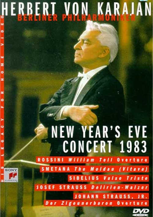 Karajan: New Years Eve Concert 1983