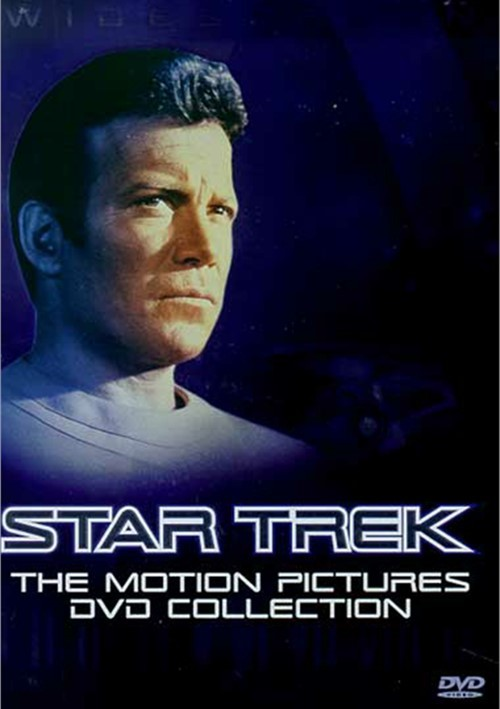 Star Trek: The Motion Pictures - DVD Collection