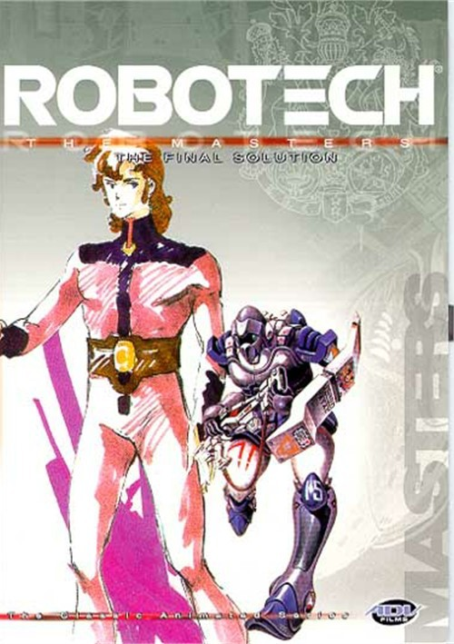 Robotech 10: Robotech Masters - The Final Solution