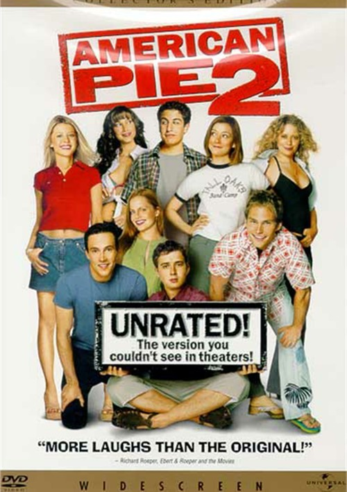 American Pie 2: Unrated Collectors Edition (Widescreen)
