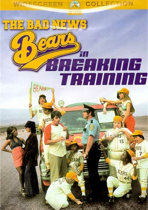 Bad News Bears In Breaking Training, The