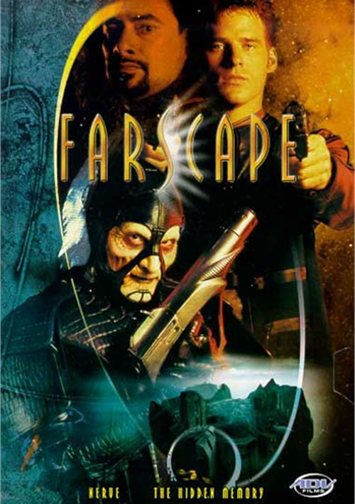 Farscape Season 1: Volume 10 - Nerve / The Hidden Memory