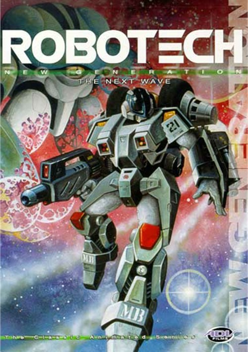 Robotech 11: New Generation - The Next Wave