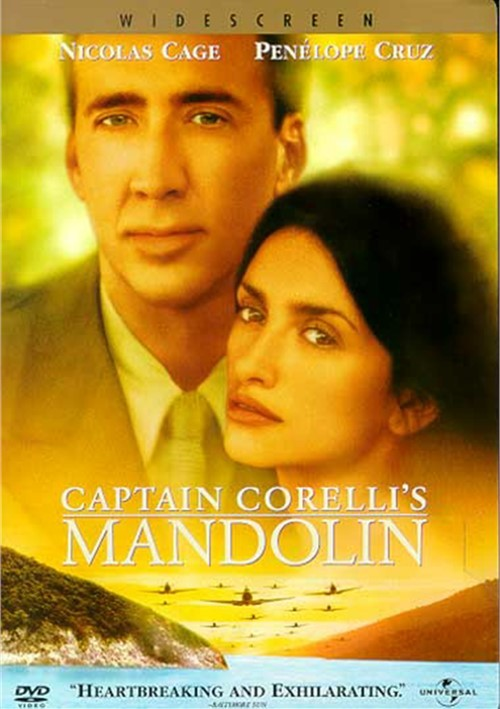 Captain Corellis Mandolin