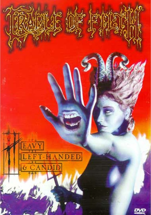 Cradle Of Filth: Heavy Left Handed And Candid