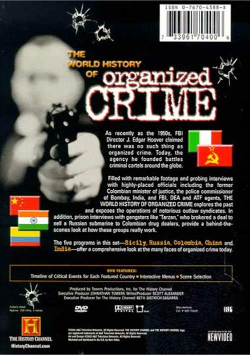an analysis of the world of organized crime Transnational organized crime spans five continents, cycling drugs, people, and counterfeit goods in an estimated $2 trillion industry.
