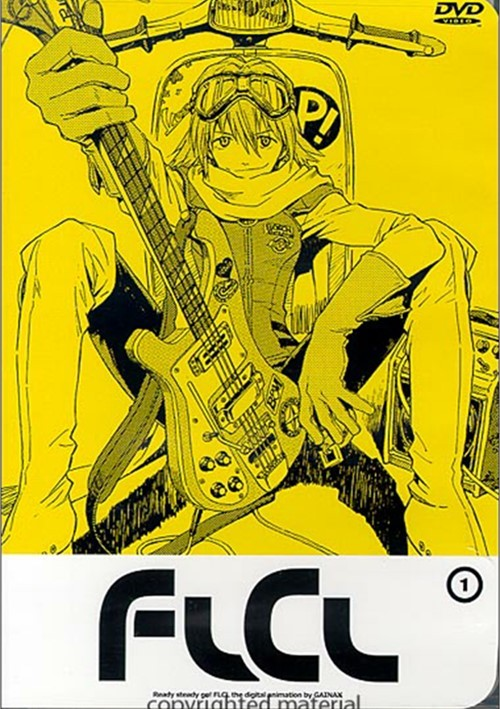FLCL (Fooly Cooly): Volume 1