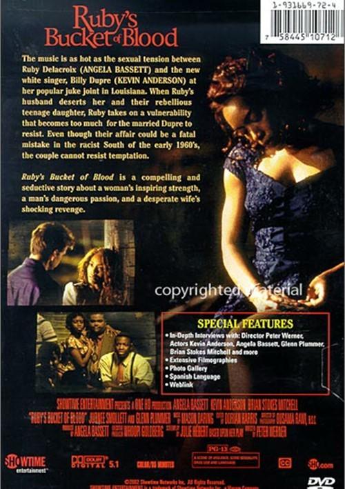 Ruby S Bucket Of Blood Dvd 2002 Dvd Empire