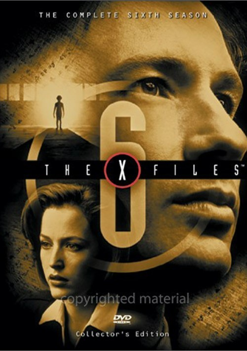 X-Files, The: Season Six - Gift Pack