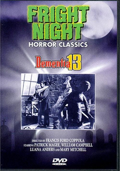 Fright Night Horror Classics #2: Dementia 13