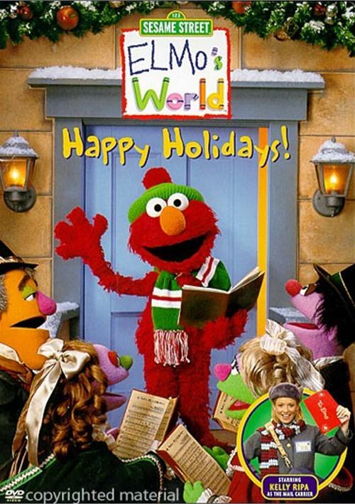 Elmos World: Happy Holidays!