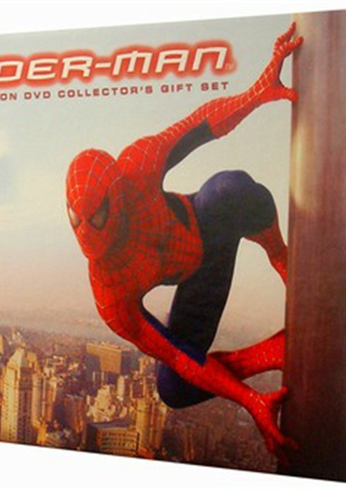 Spider-Man: Limited Edition Collectors Gift Set