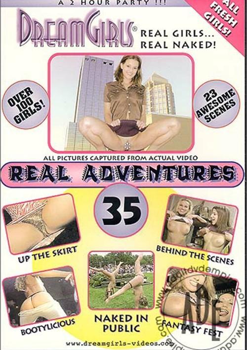 Dream Girls: Real Adventures 35