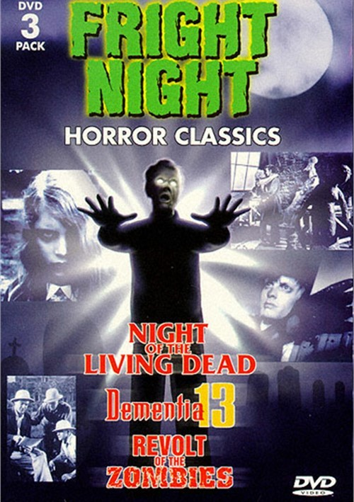 Fright Night Horror Classics (3-Pack)